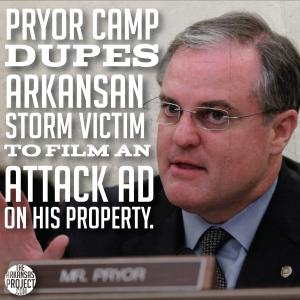 Tornado - Pryor Camp Attack Ad