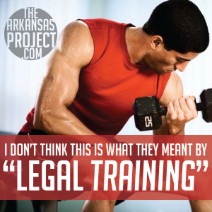 Bowen Gym - Legal Training