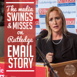 Media Swings And Misses On Rutledge E-mail Non-Story