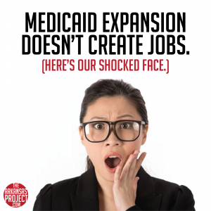 Medicaid Expansion (Job Creation)