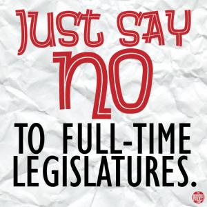 full time legislature