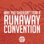 Scalia: Article V Conventions Can Be Limited