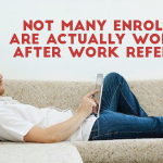 DHS: Few Enrollees Working After Work Referral