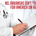 "No, Arkansas Isn't ""The Model"" For America On Healthcare"