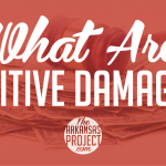 What are punitive damages, and how does tort reform affect them?