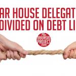 AR House Delegation Divided On Debt Limit
