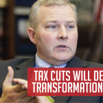 Griffin: Tax Cuts Will Depend On Transformation Savings