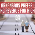 POLL: Arkansans Prefer Using Existing Revenue For Highways