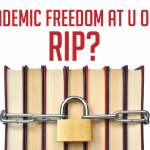 Academic Freedom at U of A, RIP?