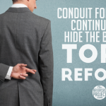 Conduit for Action Continues to Hide the Ball on Tort Reform