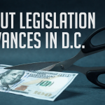 Tax Cut Legislation Advances in D.C.