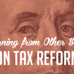 Learning from Other States on Tax Reform