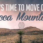 Time to Move on Yucca Mountain