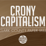 Paper Mill a Shining Example of Crony Capitalism