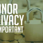 The Importance of Donor Privacy