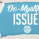 De-Mystifying Issue 1